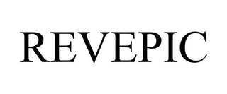 mark for REVEPIC, trademark #77831949