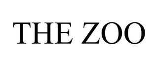 mark for THE ZOO, trademark #77832341