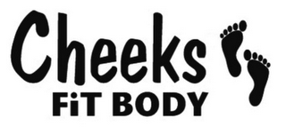 mark for CHEEKS FIT BODY, trademark #77833270