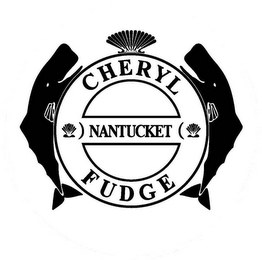 mark for CHERYL FUDGE NANTUCKET, trademark #77833764