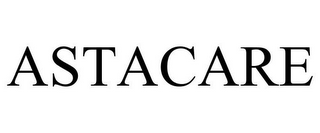 mark for ASTACARE, trademark #77833779