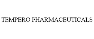 mark for TEMPERO PHARMACEUTICALS, trademark #77834329