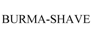 mark for BURMA-SHAVE, trademark #77835742