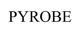 mark for PYROBE, trademark #77836428