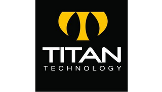 mark for T TITAN TECHNOLOGY, trademark #77837527