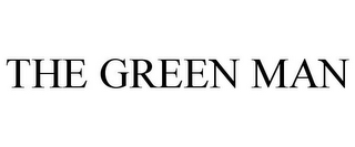 mark for THE GREEN MAN, trademark #77837561