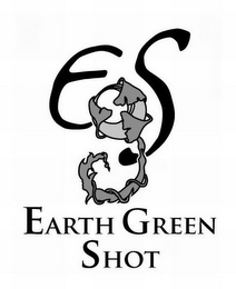mark for EGS EARTH GREEN SHOT, trademark #77838061