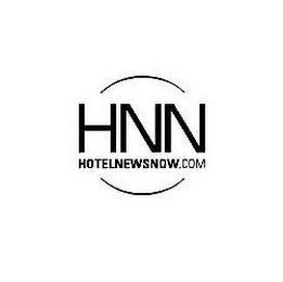 mark for HNN HOTELNEWSNOW.COM, trademark #77838094