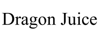 mark for DRAGON JUICE, trademark #77838374