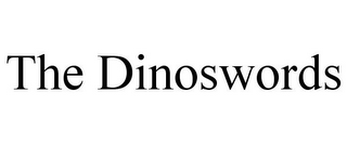 mark for THE DINOSWORDS, trademark #77841838