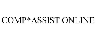 mark for COMP*ASSIST ONLINE, trademark #77842235
