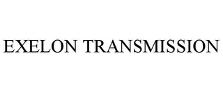 mark for EXELON TRANSMISSION, trademark #77842606