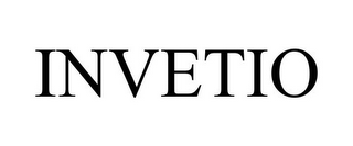 mark for INVETIO, trademark #77843066
