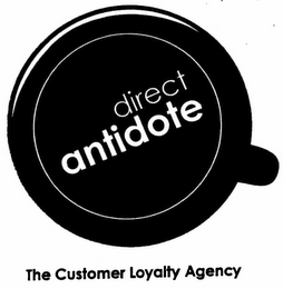 mark for DIRECT ANTIDOTE THE CUSTOMER LOYALTY AGENCY, trademark #77844725