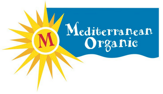 mark for M MEDITERRANEAN ORGANIC, trademark #77845506
