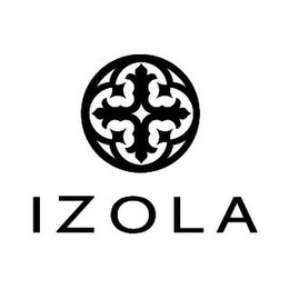 mark for IZOLA, trademark #77846317