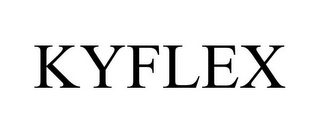 mark for KYFLEX, trademark #77846534
