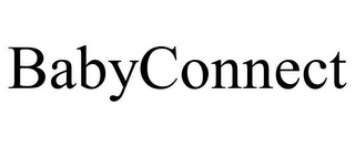 mark for BABYCONNECT, trademark #77846822