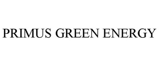 mark for PRIMUS GREEN ENERGY, trademark #77847263