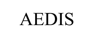 mark for AEDIS, trademark #77847445