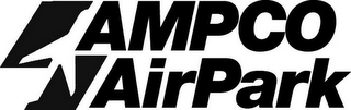 mark for AMPCO AIRPARK, trademark #77847897