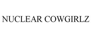 mark for NUCLEAR COWGIRLZ, trademark #77849549