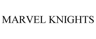 mark for MARVEL KNIGHTS, trademark #77851360