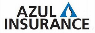 mark for AZUL INSURANCE, trademark #77851414