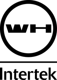 mark for WH INTERTEK, trademark #77851639