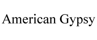 mark for AMERICAN GYPSY, trademark #77851980