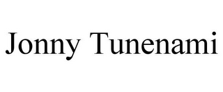 mark for JONNY TUNENAMI, trademark #77854302