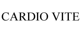 mark for CARDIO VITE, trademark #77854942