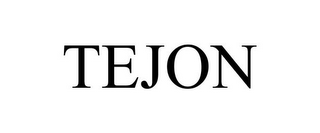 mark for TEJON, trademark #77854988