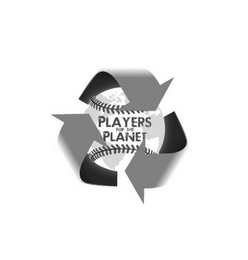 mark for PLAYERS FOR THE PLANET, trademark #77855988