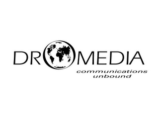 mark for DROMEDIA COMMUNICATIONS UNBOUND, trademark #77856675