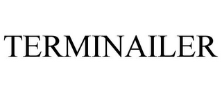 mark for TERMINAILER, trademark #77857504