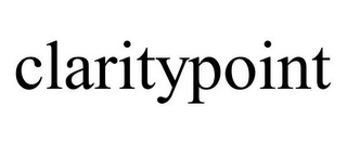 mark for CLARITYPOINT, trademark #77857533