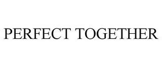 mark for PERFECT TOGETHER, trademark #77857540