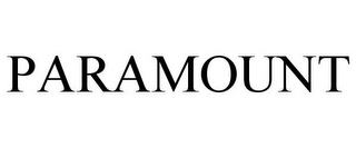 mark for PARAMOUNT, trademark #77859655
