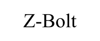 mark for Z-BOLT, trademark #77861196