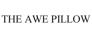 mark for THE AWE PILLOW, trademark #77862770