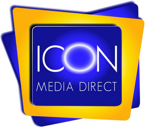 mark for ICON MEDIA DIRECT, trademark #77862878
