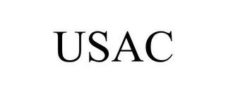 mark for USAC, trademark #77863274