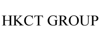 mark for HKCT GROUP, trademark #77865638