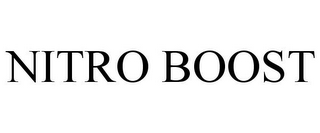 mark for NITRO BOOST, trademark #77866103