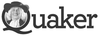 mark for QUAKER, trademark #77866666
