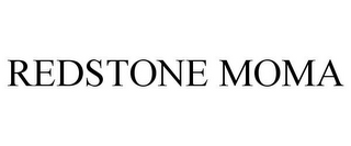 mark for REDSTONE MOMA, trademark #77867228