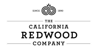 mark for SINCE 1890 THE CALIFORNIA REDWOOD COMPANY, trademark #77868296