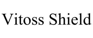 mark for VITOSS SHIELD, trademark #77869004