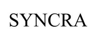 mark for SYNCRA, trademark #77869384
